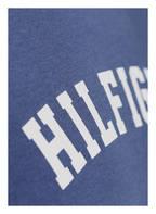 TOMMY HILFIGER Lounge-Shirt, Farbe: BLAUGRAU (Bild 1)