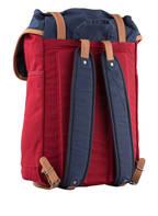 FJÄLLRÄVEN Rucksack No.21 20 l, Farbe: ROT/ BLAU (Bild 1)