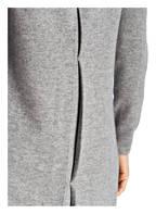 REPEAT Cashmere-Kleid, Farbe: GRAU (Bild 1)