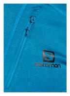 SALOMON Unterziehjacke DISCOVERY, Farbe: TÜRKIS (Bild 1)