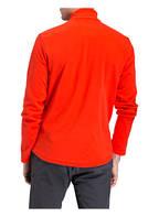 odlo Fleecepullover BERNINA, Farbe: ORANGE (Bild 1)