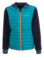 VAUDE 3-in-1 Outdoor-Jacke CASAREA , Farbe: PETROL (Bild 1)
