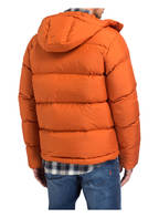 Peak Performance Daunenjacke RIVEL, Farbe: ORANGE (Bild 1)