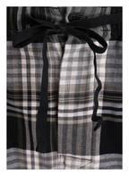 SCHIESSER Schlafhose, Farbe: DUNKELBLAU/ WEISS/ OLIV KARIERT (Bild 1)