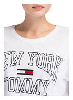 TOMMY JEANS T-Shirt NEW YORK , Farbe: WEISS (Bild 1)