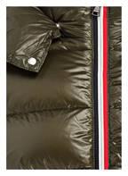 MONCLER Daunenjacke GASTONET, Farbe: OLIV (Bild 1)