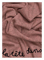 REPEAT Cashmere-Schal, Farbe: ROSÉ MELIERT (Bild 1)