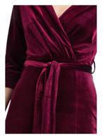 KALA Fashion Samtkleid, Farbe: FUCHSIA (Bild 1)