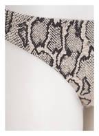SEAFOLLY Bikini-Hose WILD SIDE, Farbe: BEIGE/ DUNKELGRAU (Bild 1)