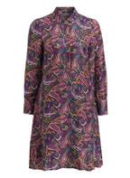SET Kleid, Farbe: SCHWARZ/ LILA/ ORANGE (Bild 1)
