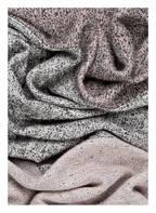 DARLING HARBOUR Schal, Farbe: ROSÉ/ DUNKELGRAU (Bild 1)