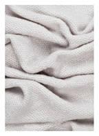 DARLING HARBOUR Bouclé-Schal , Farbe: WEISS (Bild 1)