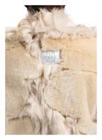 STELLA McCARTNEY Kunstpelzweste, Farbe: CREME (Bild 1)