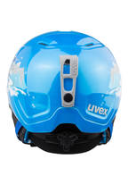 uvex Skihelm MANIC , Farbe: BLAU (Bild 1)