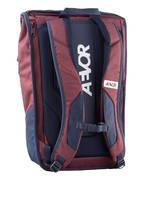 AEVOR Rucksack DAYPACK mit Laptopfach, Farbe: DUNKELROT/ BLAU (Bild 1)