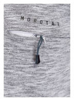 MOROTAI Sweatshirt ENDURANCE, Farbe: HELLGRAU MELIERT (Bild 1)