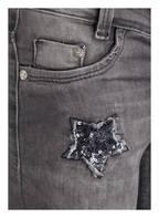 BLUE EFFECT Jeans Super Skinny Fit, Farbe: GRAU (Bild 1)