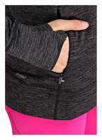 new balance Laufshirt HEAT, Farbe: DUNKELGRAU (Bild 1)