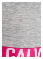 Calvin Klein 2er-Pack Bustier, Farbe: PINK/ GRAU MELIERT (Bild 1)