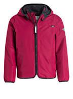molo Outdoor-Jacke WINNER, Farbe: BEERE (Bild 1)