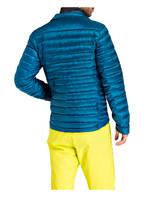 SALOMON Multisport-Daunenjacke HALOES, Farbe: PETROL (Bild 1)