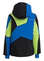 SPYDER Skijacke LEADER, Farbe: DUNKELBLAU/ HELLGRÜN (Bild 1)