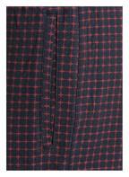 SCHIESSER Schlafhose, Farbe: SCHWARZ/ DUNKELROT (Bild 1)