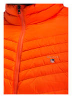 GANT Lightweight-Daunenjacke, Farbe: ORANGE (Bild 1)