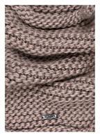 CAPO Loop-Schal FLORA , Farbe: TAUPE (Bild 1)