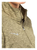 Nike Laufshirt, Farbe: OLIV MELIERT (Bild 1)