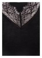 mey Unterhemd Serie SILK TOUCH WOOL, Farbe: SCHWARZ (Bild 1)