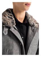 CINQUE Mantel CIRESULT, Farbe: GRAU MELIERT (Bild 1)