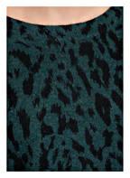 REPEAT Cashmere-Pullover, Farbe: GRÜN/ SCHWARZ (Bild 1)