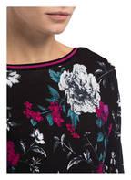 Betty Barclay Pullover, Farbe: SCHWARZ/ PINK/ WEISS (Bild 1)