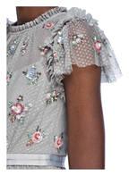needle & thread Abendkleid ROSE SEQUIN, Farbe: GRAU (Bild 1)