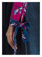 HUGO Seidenbluse ERONIC, Farbe: LILA/ BLAU/ WEISS (Bild 1)