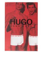 HUGO 2er-Pack Boxershorts, Farbe: WEISS (Bild 1)