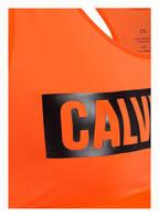 Calvin Klein Performance Sport-BH, Farbe: DUNKELORANGE (Bild 1)