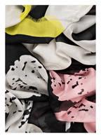 LUISA CERANO Tuch, Farbe: SCHWARZ/  WEISS/ ROSA (Bild 1)