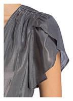 velvet Kleid LAMÈ, Farbe: SILBER (Bild 1)