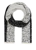 Marc O'Polo (White Label) Schal , Farbe: WEISS/ SCHWARZ (Bild 1)