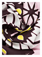 MARCCAIN Seidentuch, Farbe: ROSA/ BORDEAUX/ GELB (Bild 1)