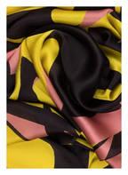 MARCCAIN Seidenschal, Farbe: ROSA/ GELB/ SCHWARZ (Bild 1)