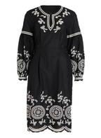 SET Kleid, Farbe: SCHWARZ/ WEISS (Bild 1)