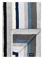 JOOP! Duschtuch, Farbe: GRAU/ BLAU/ SCHWARZ (Bild 1)