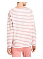 Juvia Sweatshirt, Farbe: ROSA/ WEISS GESTREIFT (Bild 1)