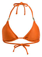 heidi klein Triangel-Bikini-Top CASABLANCA, Farbe: ORANGE (Bild 1)