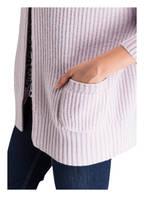 HEMISPHERE Cashmere-Strickjacke , Farbe: HELLROSA (Bild 1)