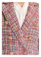 NVSCO Bouclé-Blazer, Farbe: ROSA/ BLAU/ ROT (Bild 1)