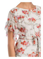 PATRIZIA PEPE Kleid, Farbe: CREME/ ORANGE (Bild 1)